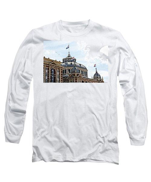 Scheveningen Kurhaus Long Sleeve T-Shirt