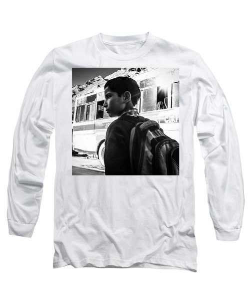 School Boy Long Sleeve T-Shirt