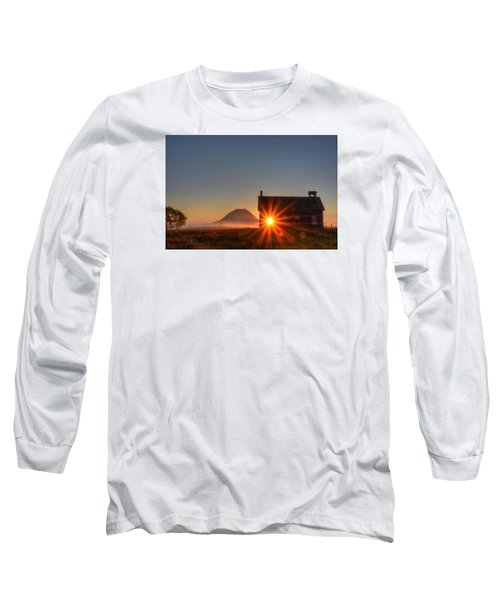 Schoolhouse Sunburst Long Sleeve T-Shirt