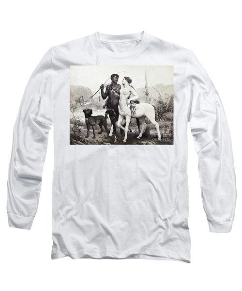 Schutzenberger: Centaurs Long Sleeve T-Shirt by Granger