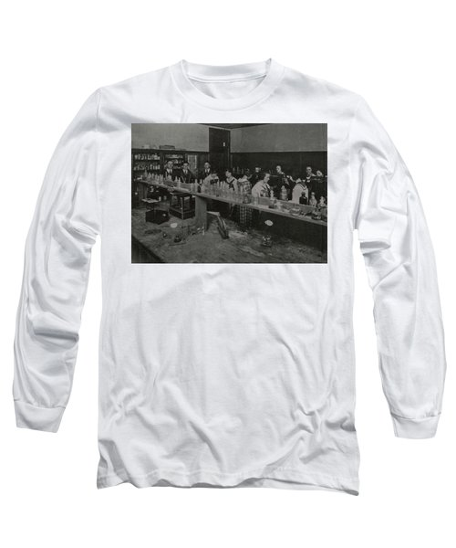Science 28 Long Sleeve T-Shirt