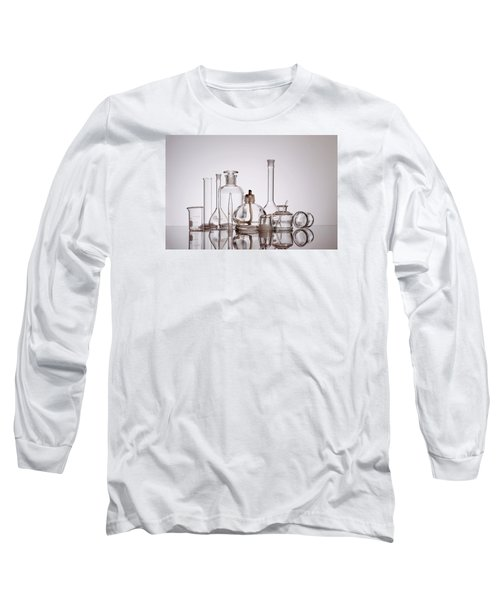 Scientific Glassware Long Sleeve T-Shirt