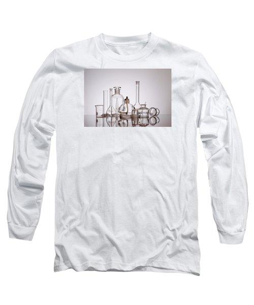 Scientific Glassware Long Sleeve T-Shirt