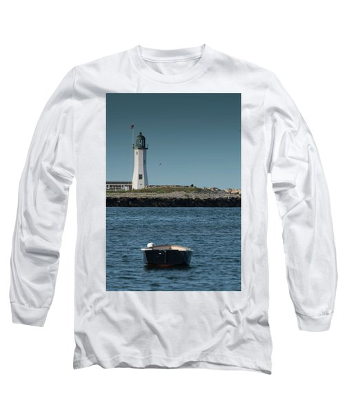 Scituate Lighthouse Long Sleeve T-Shirt