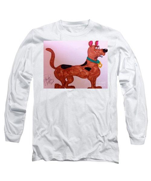Scooby-doo Long Sleeve T-Shirt