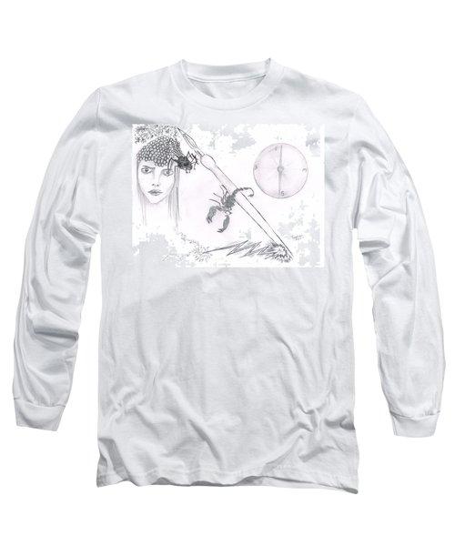 Scorpion Pen Long Sleeve T-Shirt