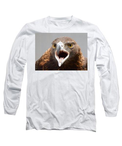 Screaming Eagle Long Sleeve T-Shirt