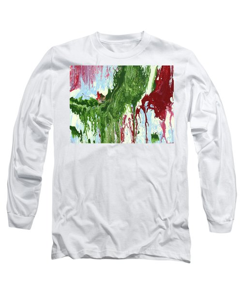 Screaming Long Sleeve T-Shirt