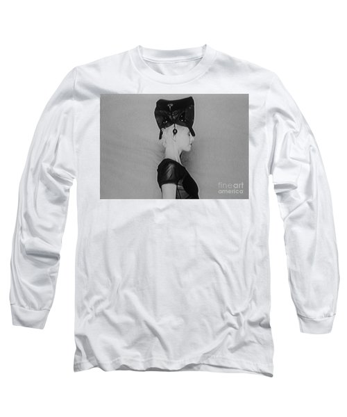 Screen #9204 Long Sleeve T-Shirt