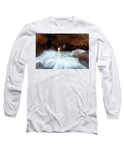 Sea Cave Long Sleeve T-Shirt