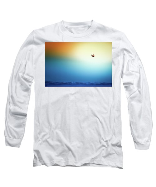 Sea Eagle On High Long Sleeve T-Shirt