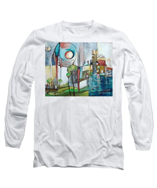 Sea Town Long Sleeve T-Shirt