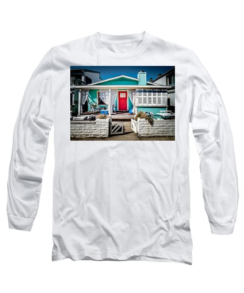 Seafoam Shanty Long Sleeve T-Shirt
