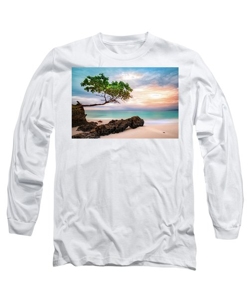 Seagrape Tree Long Sleeve T-Shirt