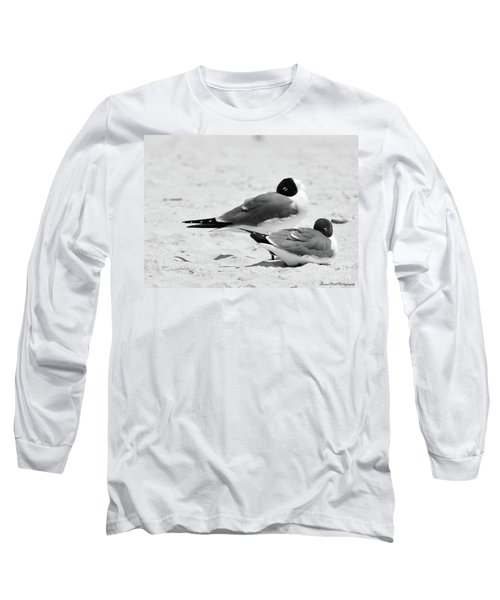Seagull Nap Time Long Sleeve T-Shirt