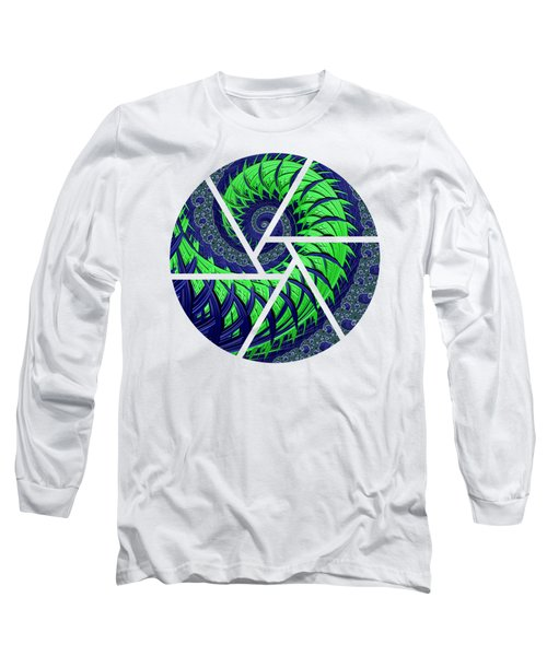 Seahawks Spiral Long Sleeve T-Shirt