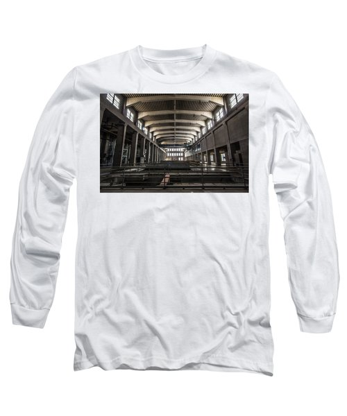 Seaholm Power Plant Long Sleeve T-Shirt