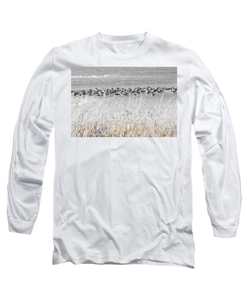 Seascape Gulf Coast, Ms F10k Long Sleeve T-Shirt