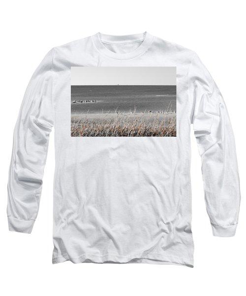 Seascape Gulf Coast, Ms F10p Long Sleeve T-Shirt
