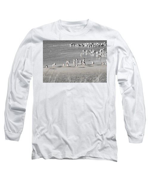 Seascape Gulf Coast, Ms F10s Long Sleeve T-Shirt