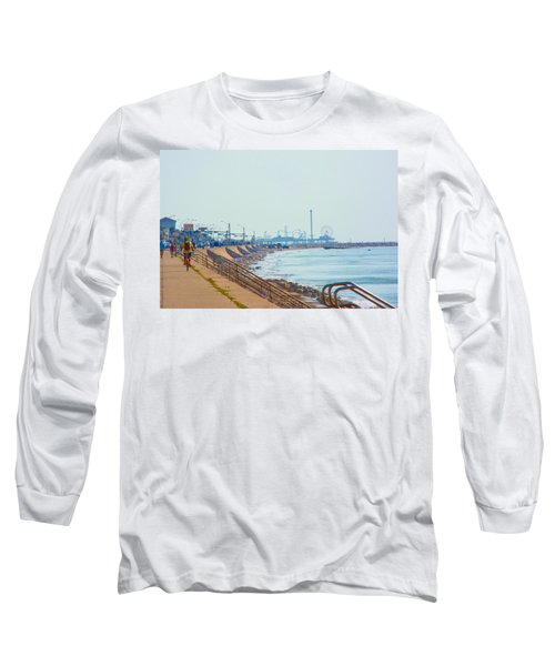 Seawall Blvd Long Sleeve T-Shirt