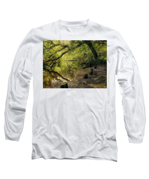 Secluded Sanctuary Long Sleeve T-Shirt