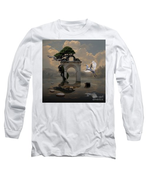 Secret Gate Long Sleeve T-Shirt