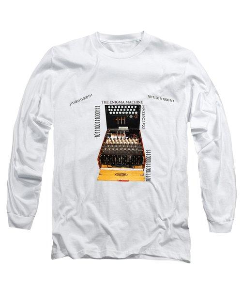 Secret Messages  Long Sleeve T-Shirt