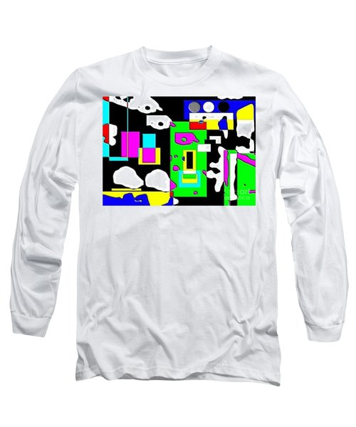 Secrets Of The Sea Long Sleeve T-Shirt