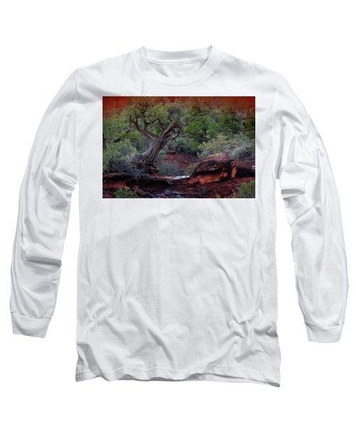 Sedona #1 Long Sleeve T-Shirt