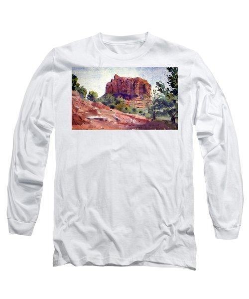 Sedona Butte Long Sleeve T-Shirt