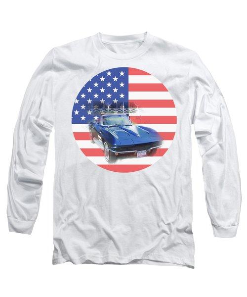 See The Usa Long Sleeve T-Shirt