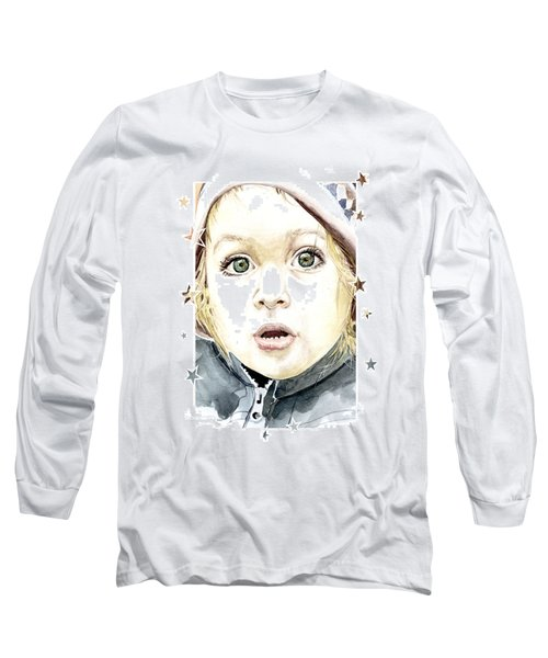 See The World Through My Eyes  Long Sleeve T-Shirt
