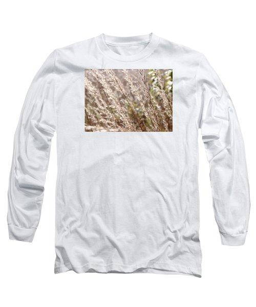 Seeds Of Autumn Long Sleeve T-Shirt by Tim Good