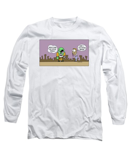 Seefood Long Sleeve T-Shirt