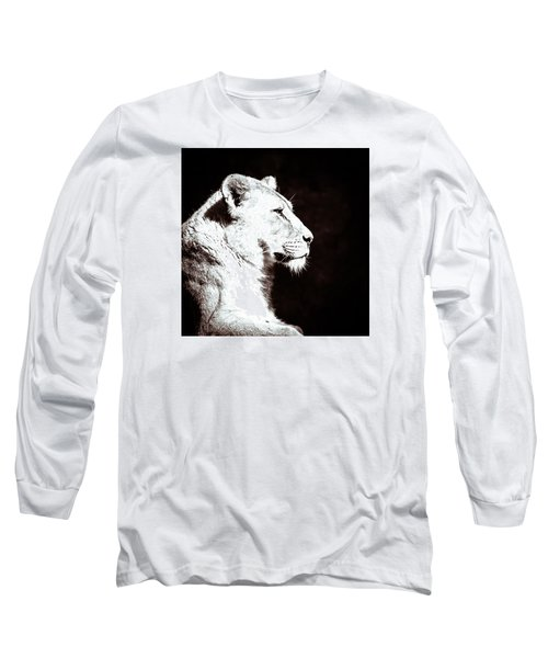 Long Sleeve T-Shirt featuring the photograph Seeing Double II by Wade Brooks
