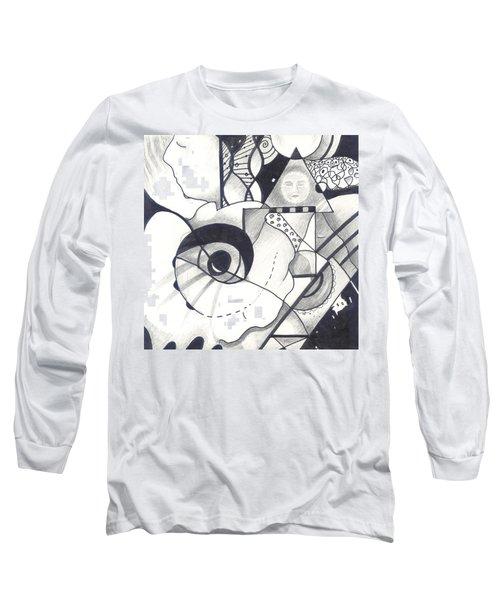 Seeking Comfort Long Sleeve T-Shirt