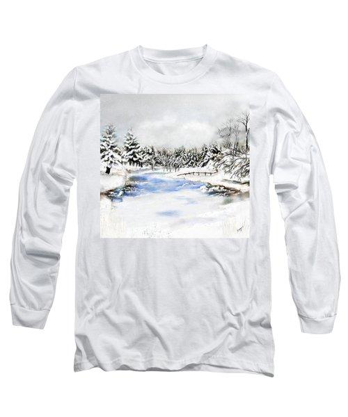 Seeley Montana Winter Long Sleeve T-Shirt