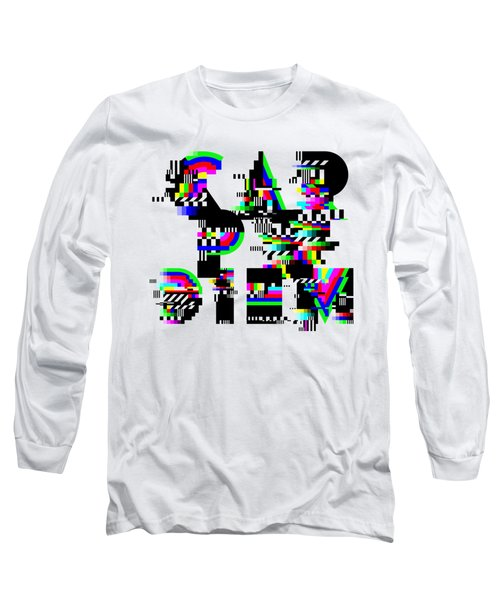 Seize The Day Long Sleeve T-Shirt