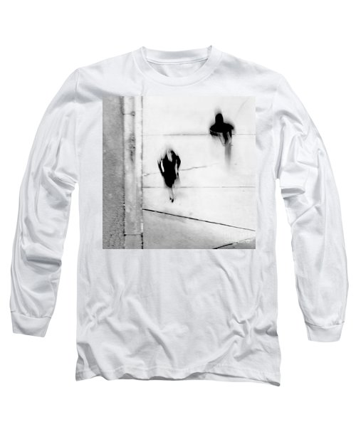 Self-protection - If You Look Me In The Eye Will You See Me Long Sleeve T-Shirt
