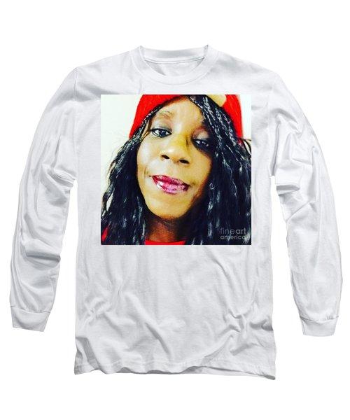 Selfie  Long Sleeve T-Shirt