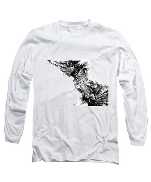 Senescence 5 Long Sleeve T-Shirt by Paul Davenport