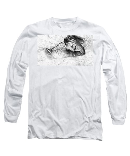 Sensation Long Sleeve T-Shirt by Jessica Shelton