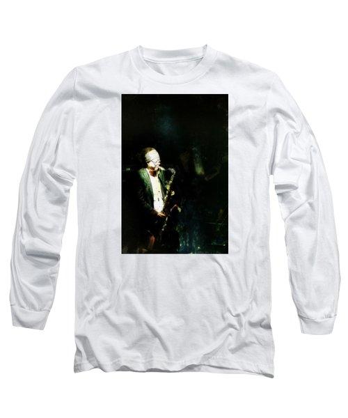 Seoul Saxman Long Sleeve T-Shirt