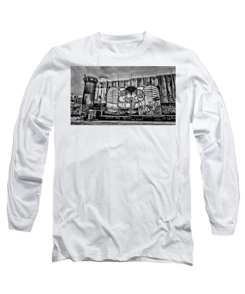 Separation Long Sleeve T-Shirt