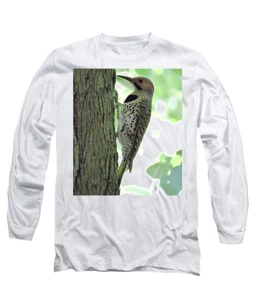 September Flicker Long Sleeve T-Shirt by Peg Toliver