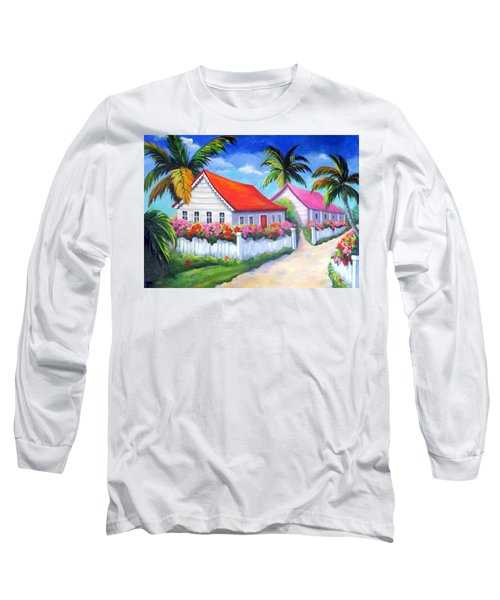 Serenity In Paradise Long Sleeve T-Shirt