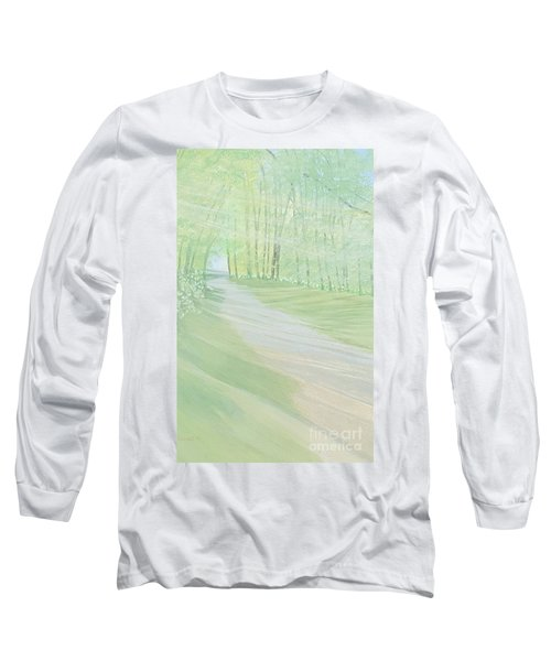 Serenity Long Sleeve T-Shirt by Joanne Perkins