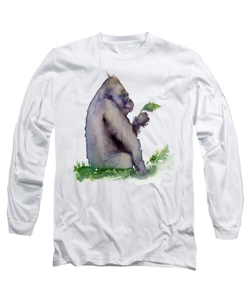 Seriously Speaking Long Sleeve T-Shirt by Amy Kirkpatrick