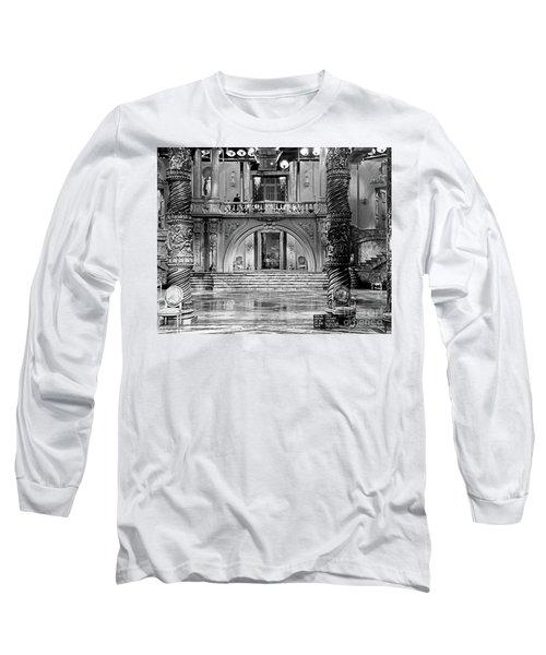 Set Photo For Kiss Me Again 1931 Long Sleeve T-Shirt